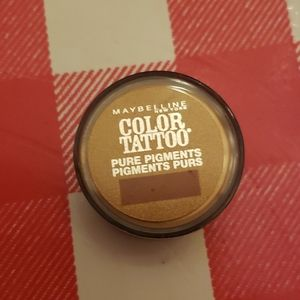 Maybelline Color Tattoo Pigment in Breaking Bronze
